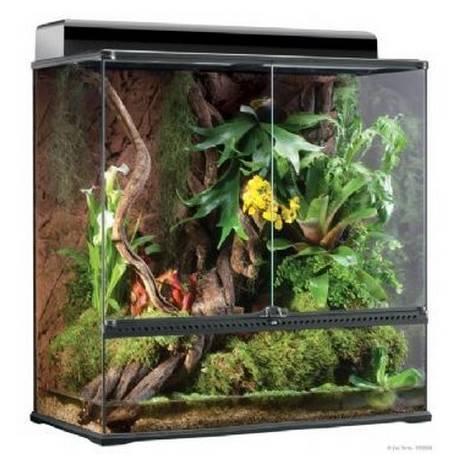 Exo Terra Glass Terrarium  90x45x90 cm