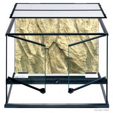 Exo Terra Glass Terrarium 60x45x45 cm