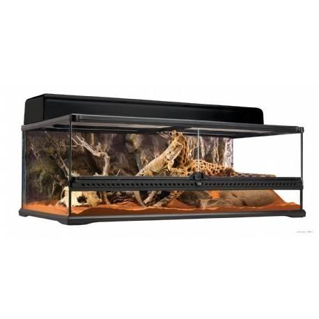 Exo Terra Glass Terrarium Wide 90x45x30 cm