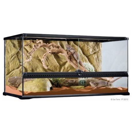Exo Terra Glass Terrarium 90x45x45 cm