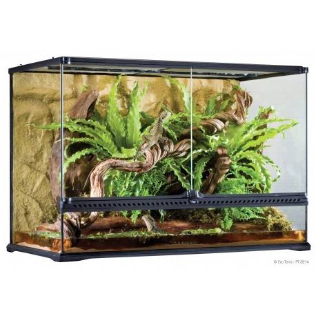 Exo Terra Glass Terrarium 90x45x60 cm
