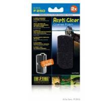 Exo Terra 2 grof vuil filterpatronen voor Repti Clear F250