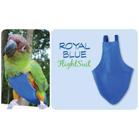 FlightSuit / Papegaaienluier Junior Small Blue
