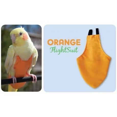 FlightSuit / Papegaaienluier Small Orange