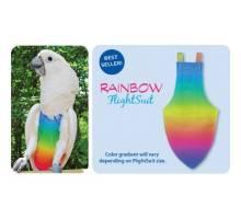 FlightSuit / Papegaaienluier Large Rainbow