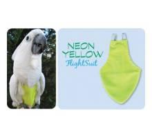 FlightSuit / Papegaaienluier Large Neon Yellow