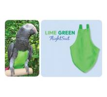 FlightSuit / Papegaaienluier X-Wide Plus Green