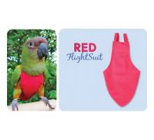 FlightSuit / Papegaaienluier X-Wide Long Red