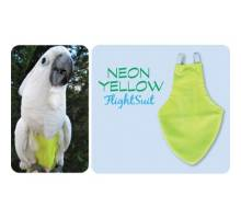 FlightSuit / Papegaaienluier X-Large Neon Yellow