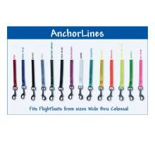 Anchorline Lijn voor de FlightSuit maat Wide tot Colossal