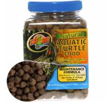 Zoo Med Natural Aquatic Turtle Food - Maintenance, 184g