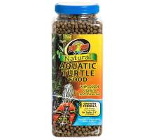 Zoo Med Natural Aquatic Turtle Food - Maintenance, 340g