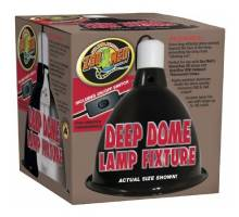 Zoo Med Repti Deep Dome Lamp Fixture (max 160W)