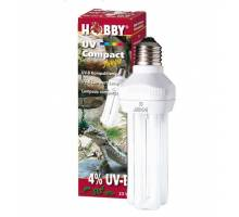 Hobby UV Compact Jungle 4% UV-B 23W