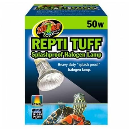 Zoo Med Turtle Tuff Halogen Lamp (Splashproof), 50W