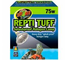 Zoo Med Turtle Tuff Halogen Lamp (Splashproof), 75W
