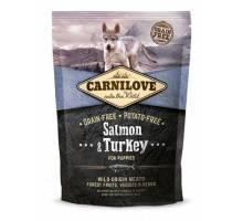 Brit Carnilove - Puppy Zalm en Kalkoen 1.5kg.