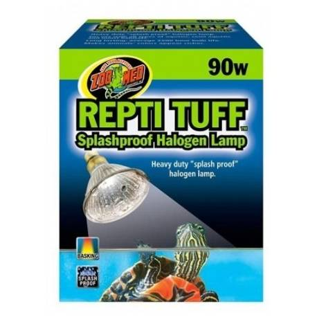 Zoo Med Turtle Tuff Halogen Lamp (Splashproof), 90W