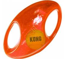 Kong Hond Jumbler Footbal l- Medium
