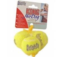 Kong 3 Tennisballen+Piep - Small