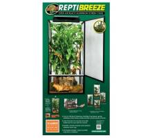 Zoo Med ReptiBreeze Alum Screen Cage (61x61x122 cm)
