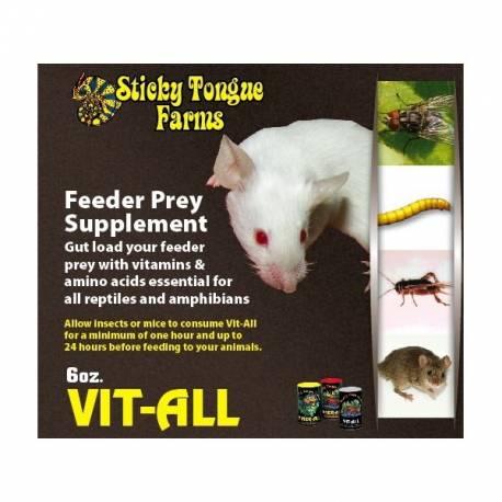 Vit-All voor extra bijvoeding van uw voedseldieren