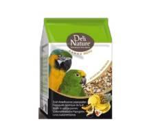 Deli Nature 5 sterren menu Zuid-Amerikaanse papegaaien 800 gram