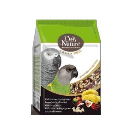 Deli Nature 5 sterren menu Afrikaanse papegaaien 2,5 kg