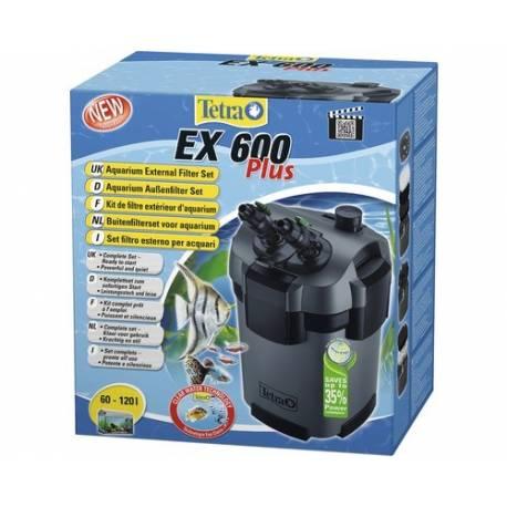 Tetra Extern Filter EX 600 Plus  aquariumfilter