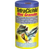 Tetra Cichliden Mini Granulaat 250 ml vissenvoer