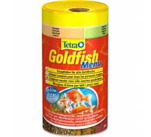 Tetra Goldfish Menu 250ml vissenvoer