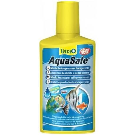 Tetra AquaSafe 100ml  waterverbetering