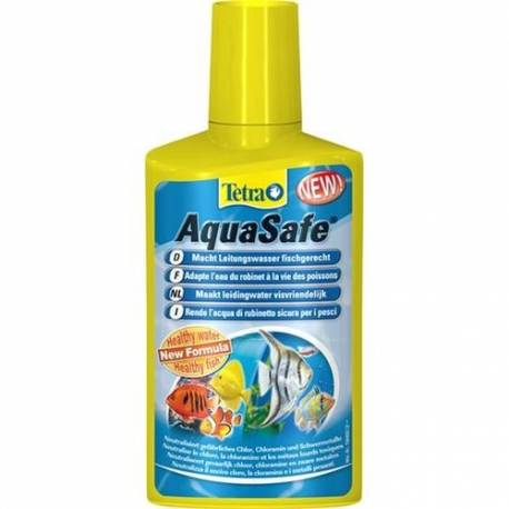 Tetra Aquasafe plus. 100 ml waterverbeteraar