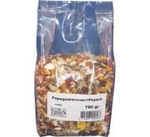 Tijssen Papegaaienvoer+Pepers 750 gram