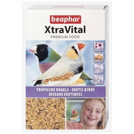 Beaphar XtraVital tropische vogels 500 gram