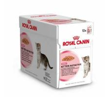 Royal Canin Kitten Instinctive saus 12 x 85 gram