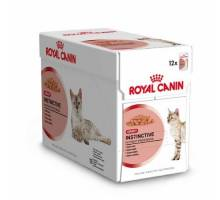 Royal Canin Instinctive Saus 12 x 85 gram
