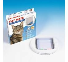 Cat Mate Kattenluik 210 rond met vierwegsluiting.