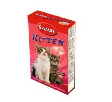 Sanal Kitten 40 tabletten - kattensnoepjes
