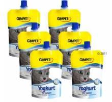 Gimpet Yoghurt voor katten - kattensnoepjes