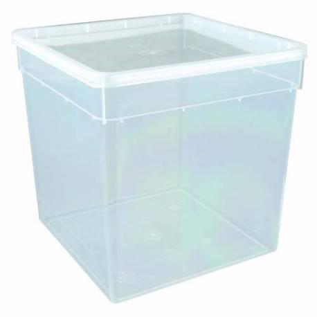 Lucky Reptile Braplast Plastic Box 5,8L Transparant