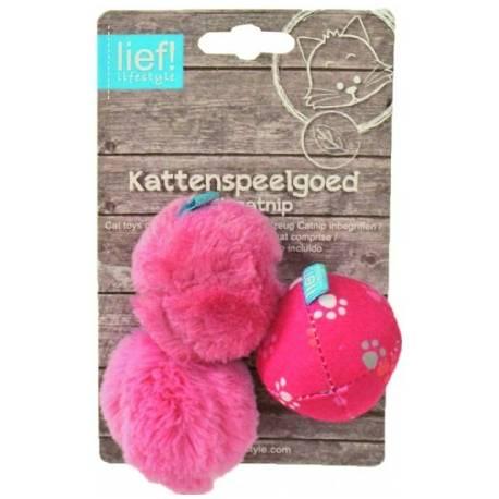Lief! Kat 3 soft bal Girls