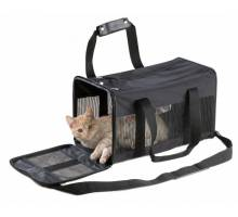 Nylon pet-carrier -S- 48x27x25cm