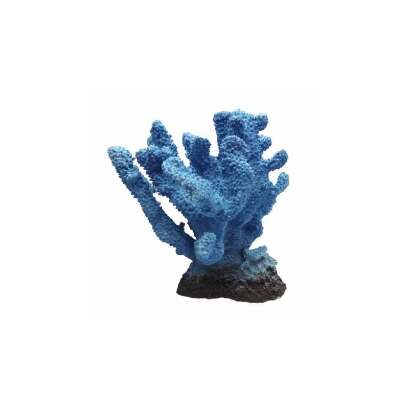 Aquarium decoratie Coral XL blue   AvonturiaShop