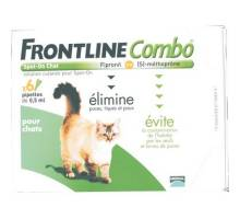 Frontline COMBO Cat 6 Pipet