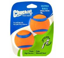 Chuck it Ultra Ball - Small 2 stuks