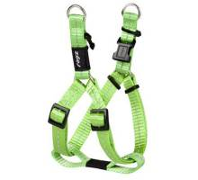 Rogz step-in tuig Lime - Small