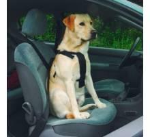 Veiligheidsharnas hond Maat S