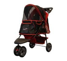 InnoPet - Buggy All Terrain rood/zwart