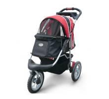 InnoPet - Buggy Comfort EFA rood/zwart